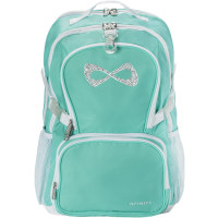 Nfinity® Princess Teal with Rhinestone Logo