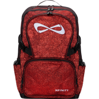 Nfinity® Sparkle Backpack (Red/White)