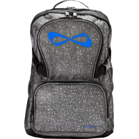 Nfinity® Sparkle Backpack (Grey/Royal)