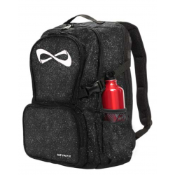 Nfinity® Sparkle Backpack (Black/White)