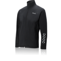 Nfinity® Mens Warm-Up Jacket (BLACK)