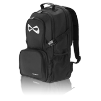 Nfinity® Black Backpack