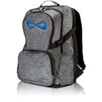 Nfinity® Sparkle Back Pack Grey / Royal Blank